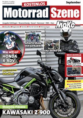 MotorradSzene MoKo 09/17
