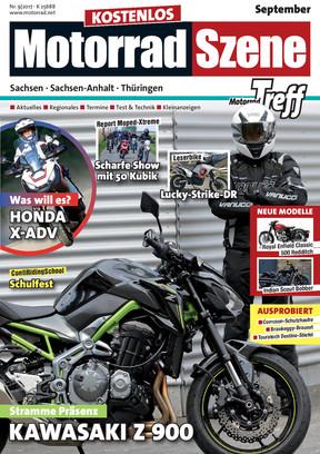 MotorradSzene Treff 09/17