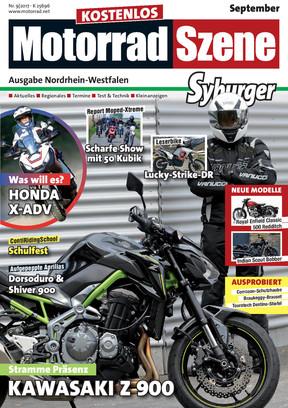 MotorradSzene Syburger 09/17