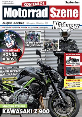 MotorradSzene Nürburger 09/17