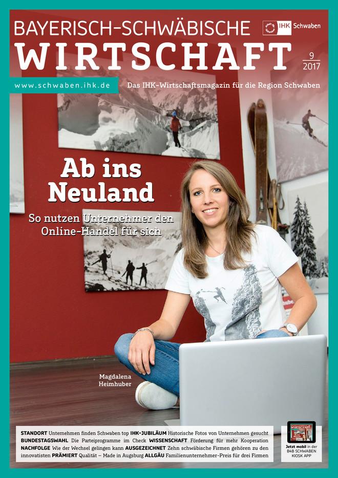 Bayerisch-Schwäbische Wirtschaft 09/2017