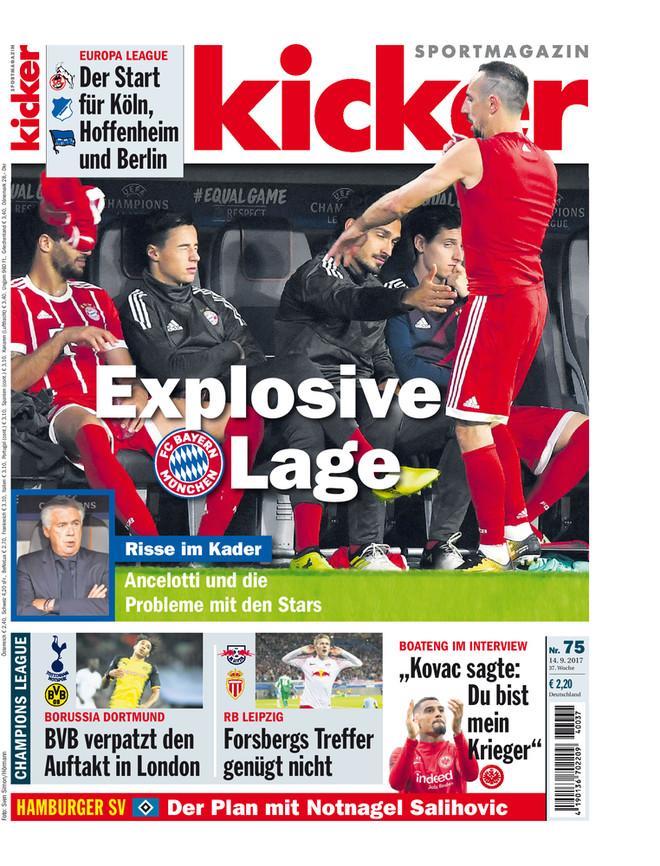 kicker 75/2017