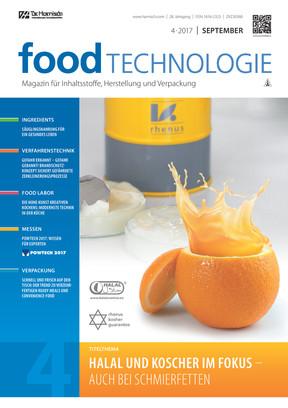Food Technologie 4/17