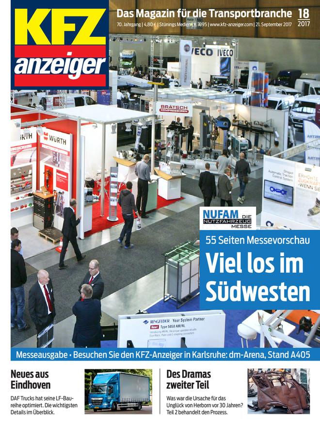 KFZ-Anzeiger 18/2017