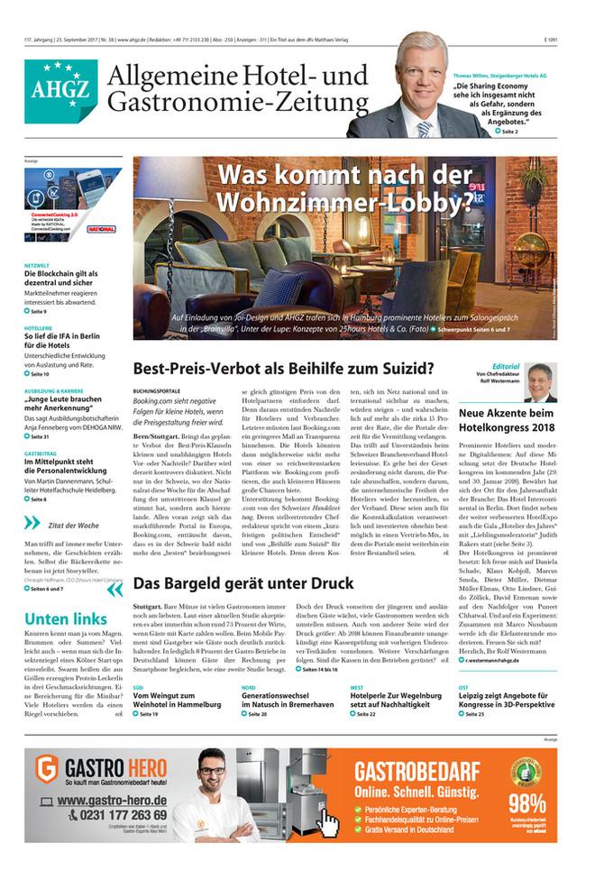 Ausgabe 38 / 2017