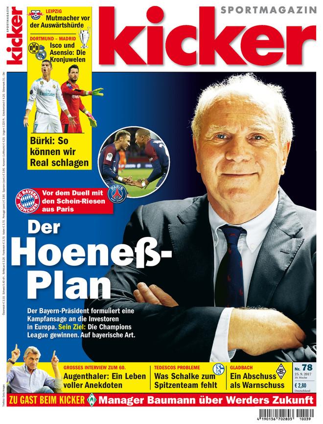 kicker 78/2017