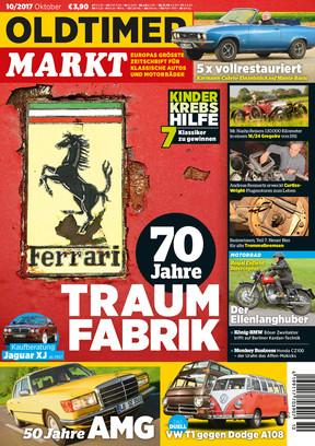 Oldtimer Markt 10/2017