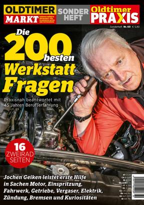Sonderheft Nr. 60 – Die 200 besten Werkstattfragen
