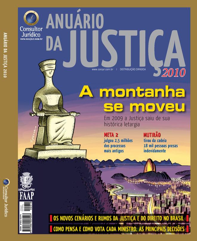Anuário da Justiça Brasil 2010