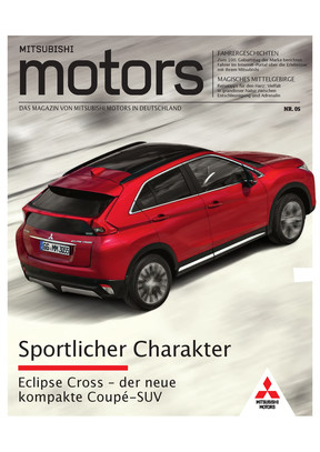 Mitsubishi Motors Kundenmagazin Nr.5
