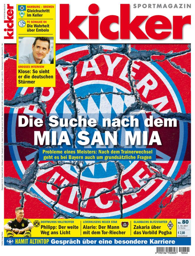 kicker 80/2017