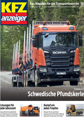 KFZ-Anzeiger Ausgabe 19-17