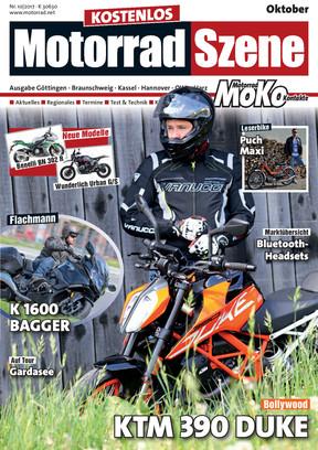 MotorradSzene MoKo 10/17