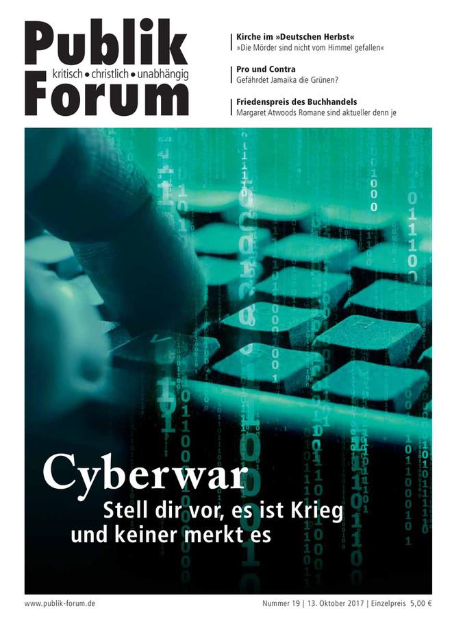 Publik-Forum, 19/2017
