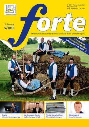 Forte 5/2016