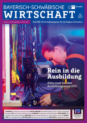 Bayerisch-Schwäbische Wirtschaft 10/2017