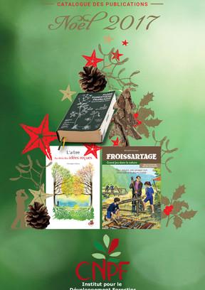 Catalogue de Noël des publications