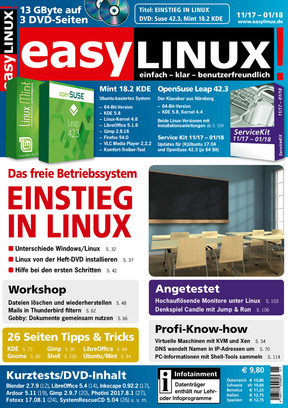 Easy Linux 11/17-01/18