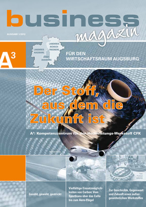 A³ business magazin