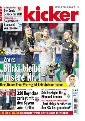kicker 85/2017