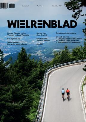 Wielrenblad  2017 #4