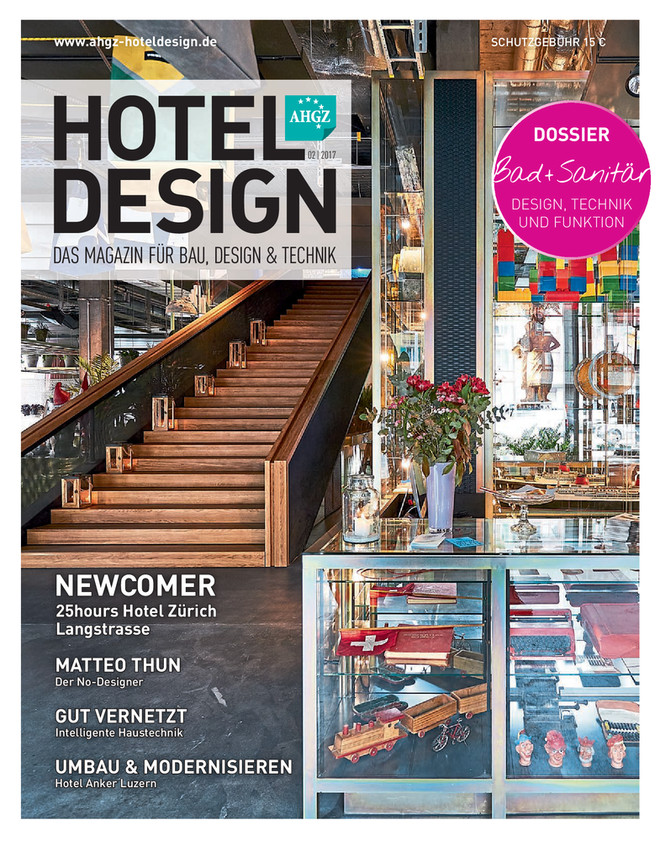 HotelDesign 02/2017