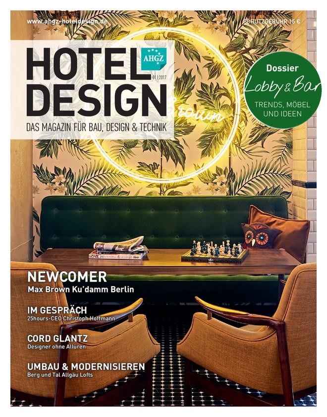 HotelDesign 01/2017