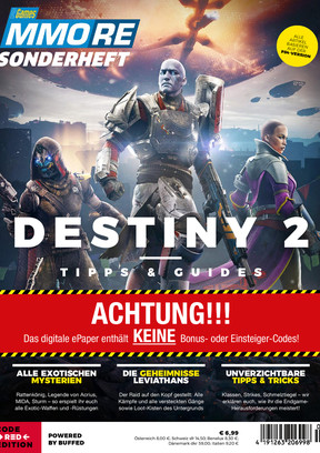"PC GAMES-Sonderheft ""Destiny 2""  01/2017"