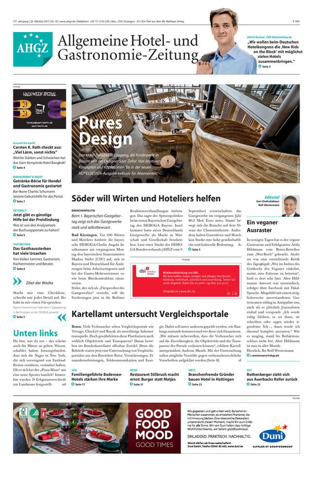 Ausgabe 43 / 2017
