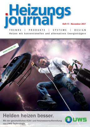 HeizungsJournal 11/2017