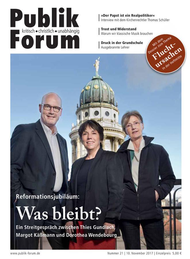 Publik-Forum, 21/2017