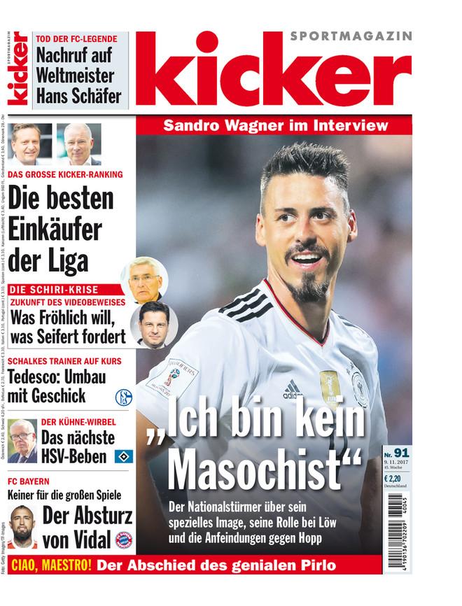 kicker 91/2017