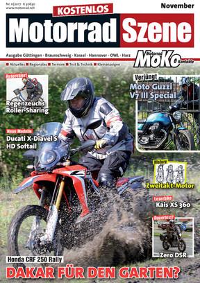 MotorradSzene MoKo 11/17
