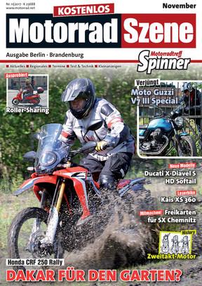 MotorradSzene Spinner 11/17