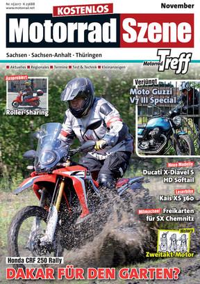 MotorradSzene Treff 11/17