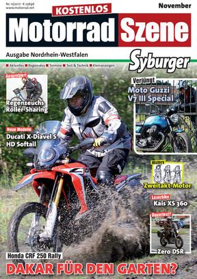 MotorradSzene Syburger 11/17