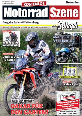 MotorradSzene Spiegel 11/17