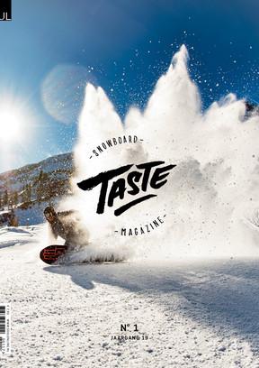 Taste Snowboard Magazine #1 2017
