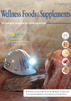 Wellness Foods & Supplements 3/17