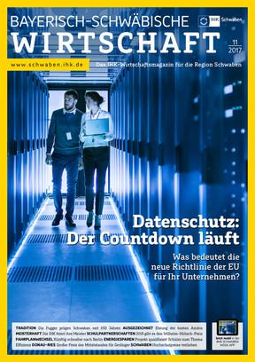Bayerisch-Schwäbische Wirtschaft 11/2017