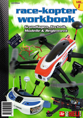 Race-Kopter Workbook Volume 1