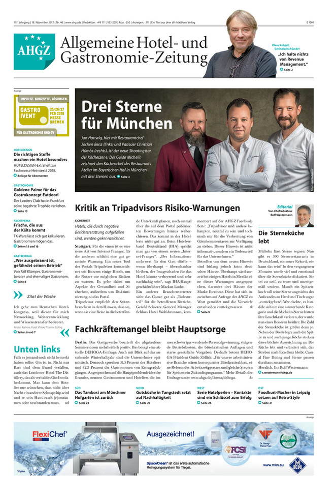 Ausgabe 46 / 2017