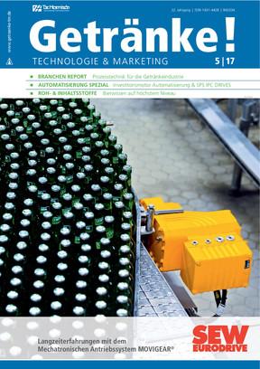 Getränke! Technologie & Marketing 5/17