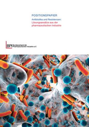 BPI-Positionspapier Antibiotika und Resistenzen