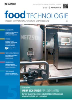 Food Technologie 5/17
