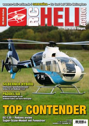 RC-Heli-Action Ausgabe 12/2017