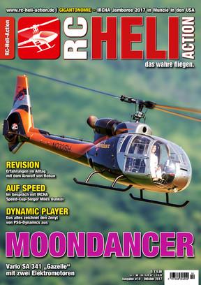 RC-Heli-Action Ausgabe 10/2017