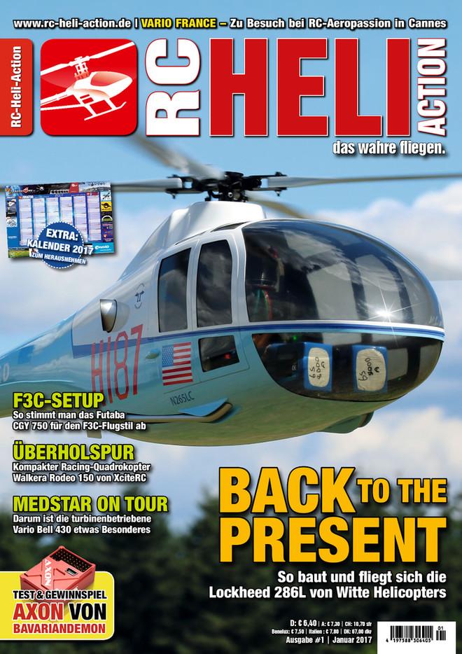 RC-Heli-Action Ausgabe 01/2017
