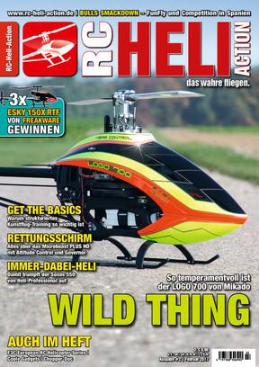 RC-Heli-Action Ausgabe 02/2017