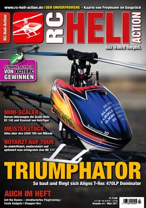 RC-Heli-Action Ausgabe 03/2017